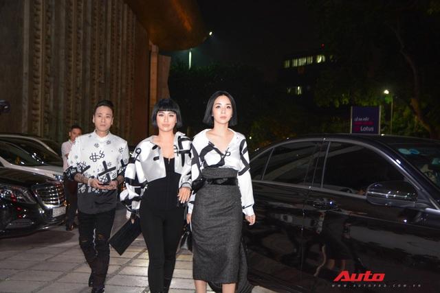 Sao Việt cùng dàn xế 'khủng' tham dự sự kiện ra mắt mạng xã hội Lotus - Ảnh 6.