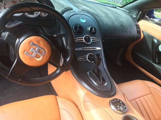 Bugatti Veyron fake từ xe 17 năm tuổi được chấm 9 điểm vì như thật - Ảnh 4.