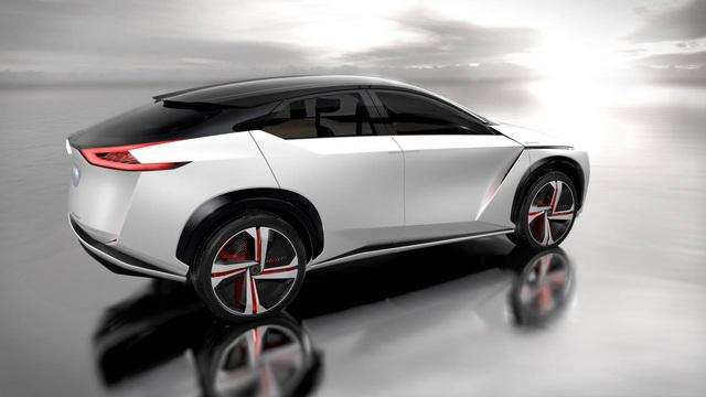 Nissan âm thầm phát triển SUV điện, đã hé lộ tới đại lý - Ảnh 2.