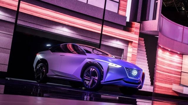 Nissan âm thầm phát triển SUV điện, đã hé lộ tới đại lý - Ảnh 1.