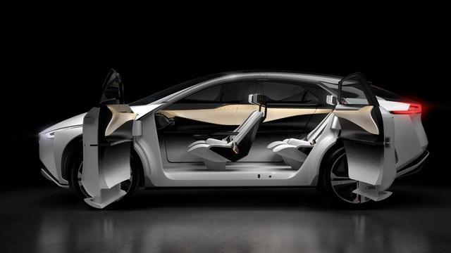 Nissan âm thầm phát triển SUV điện, đã hé lộ tới đại lý - Ảnh 3.
