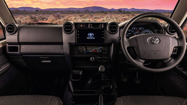 Toyota Land Cruiser bất ngờ tung phiên bản mới  - Ảnh 3.