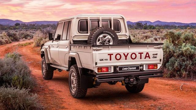 Toyota Land Cruiser bất ngờ tung phiên bản mới  - Ảnh 1.