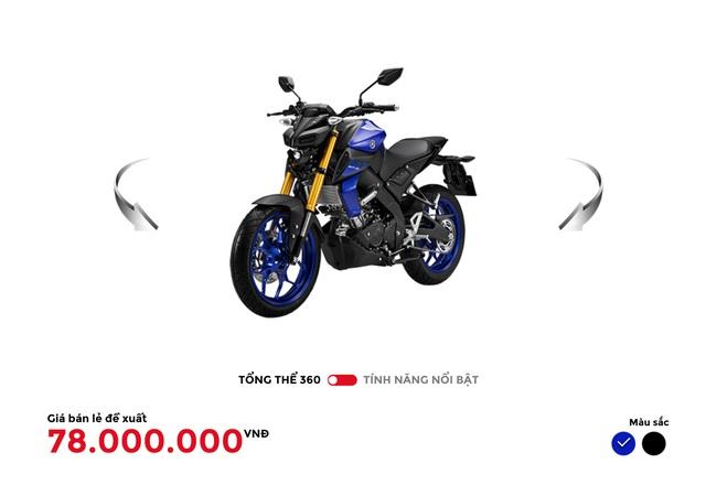 Yamaha Việt Nam phân phối MT-15 chính hãng với giá 78 triệu đồng - Ảnh 1.