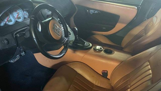 Bugatti Veyron fake từ xe 17 năm tuổi được chấm 9 điểm vì như thật - Ảnh 5.