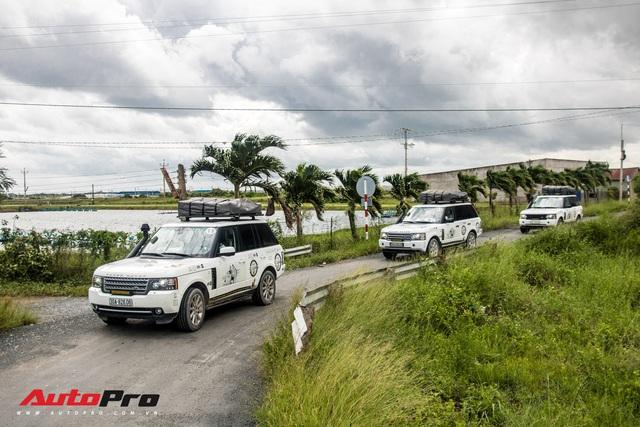 Tài xế Range Rover của Trung Nguyên bật mí về trải nghiệm mới trong Hành trình từ trái tim miền Tây - Ảnh 2.