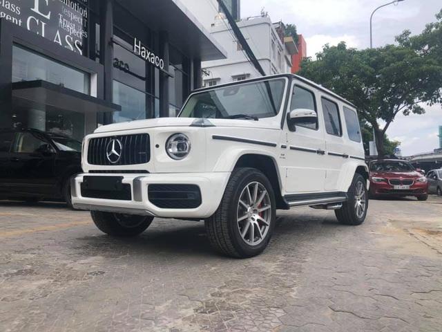 Mercedes-AMG G63 2019 chính hãng bắt đầu về Việt Nam phục vụ các đại gia Việt - Ảnh 1.