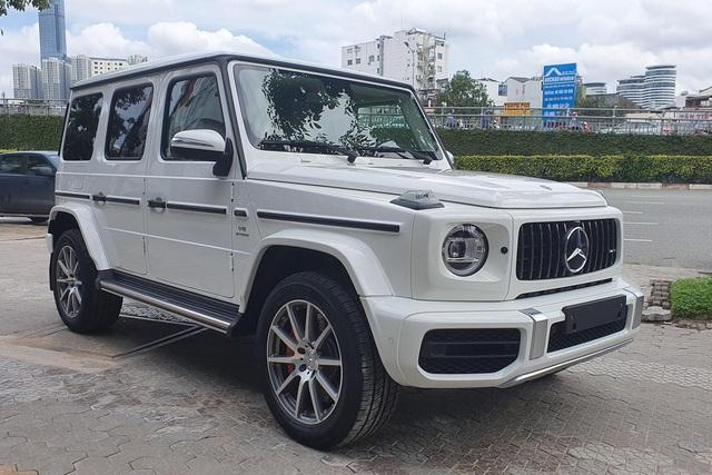 12 dòng Mercedes-Benz tại Việt Nam tăng giá đến hơn trăm triệu nhưng 8 dòng được ưu đãi tới gần 300 triệu đồng - Ảnh 1.