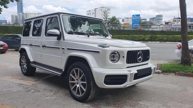 Mercedes-AMG G63 2019 chính hãng bắt đầu về Việt Nam phục vụ các đại gia Việt - Ảnh 2.