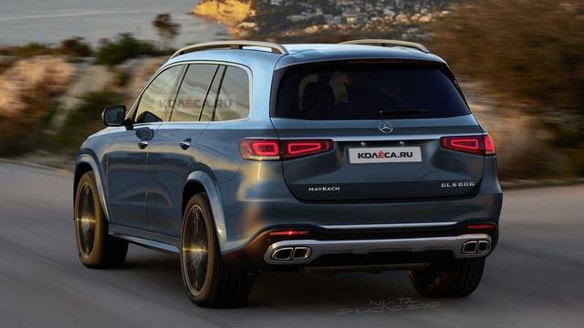 Mercedes-Maybach GLS sẽ có mùi hương riêng để thoả mãn những ai từ chối Cullinan và Bentayga - Ảnh 1.