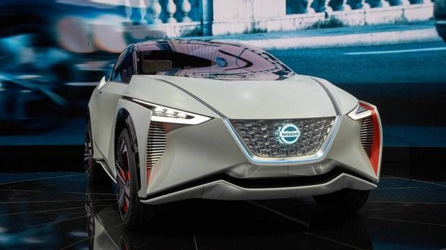 Nissan âm thầm phát triển SUV điện, đã hé lộ tới đại lý