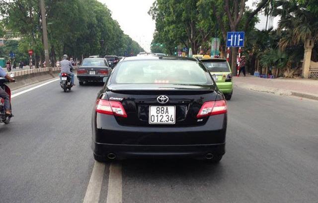 'Lác mắt' trước dàn xe Toyota biển số siêu đẹp - Ảnh 3.
