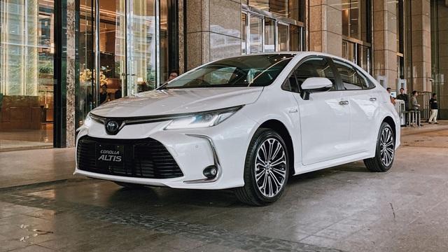 Toyota Altis, Mazda3 khép lại cuộc 'thay máu' sedan C tại Việt Nam năm 2019 - Ảnh 1.