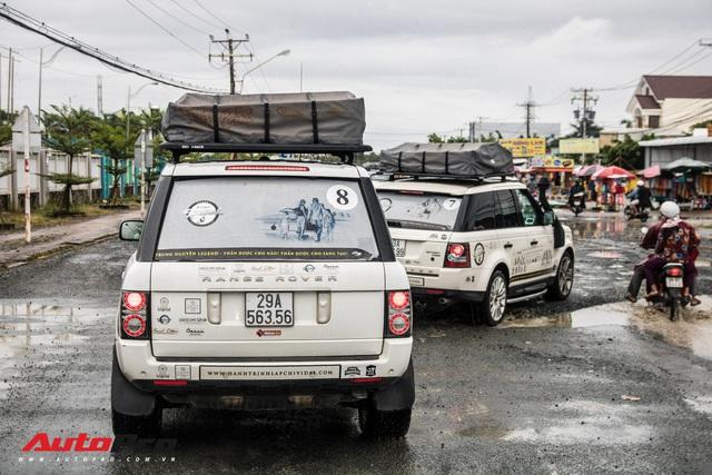 Khám phá 'đồ chơi' hàng hiệu giúp đoàn Range Rover của Trung Nguyên vượt gần 2.000 km tới Cà Mau một cách suôn sẻ - Ảnh 9.