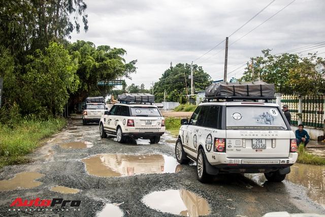 Khám phá 'đồ chơi' hàng hiệu giúp đoàn Range Rover của Trung Nguyên vượt gần 2.000 km tới Cà Mau một cách suôn sẻ - Ảnh 8.
