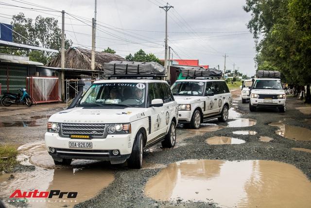 Khám phá 'đồ chơi' hàng hiệu giúp đoàn Range Rover của Trung Nguyên vượt gần 2.000 km tới Cà Mau một cách suôn sẻ - Ảnh 7.