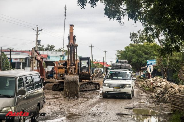 Khám phá 'đồ chơi' hàng hiệu giúp đoàn Range Rover của Trung Nguyên vượt gần 2.000 km tới Cà Mau một cách suôn sẻ - Ảnh 5.