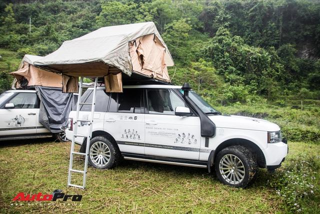 Khám phá 'đồ chơi' hàng hiệu giúp đoàn Range Rover của Trung Nguyên vượt gần 2.000 km tới Cà Mau một cách suôn sẻ - Ảnh 3.