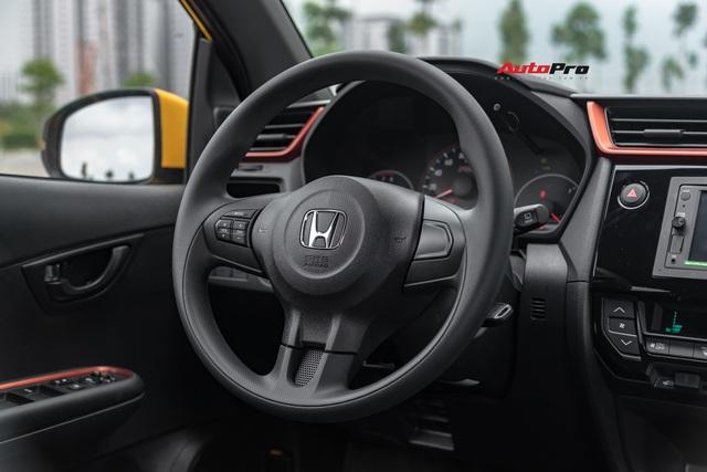 Một ngày sống trọn với Honda Brio: Phát hiện 10 điều cần biết trước khi mua, nhược điểm thứ 2 gây tranh cãi - Ảnh 12.