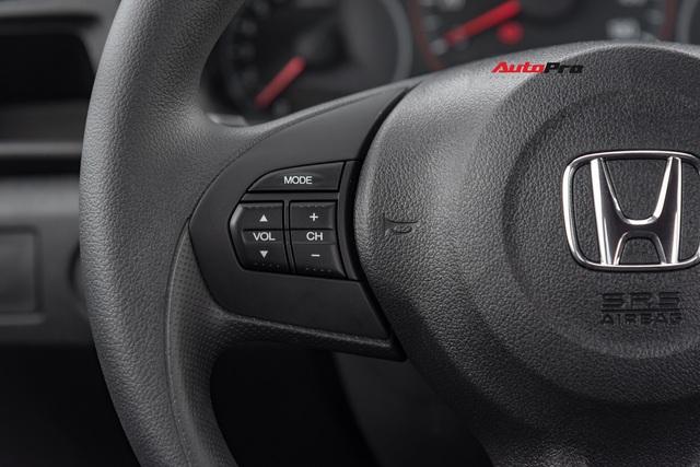 Một ngày sống trọn với Honda Brio: Phát hiện 10 điều cần biết trước khi mua, nhược điểm thứ 2 gây tranh cãi - Ảnh 13.