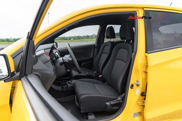 Một ngày sống trọn với Honda Brio: Phát hiện 10 điều cần biết trước khi mua, nhược điểm thứ 2 gây tranh cãi - Ảnh 10.