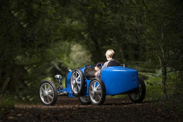 Xe đồ chơi của Bugatti vẫn bán cháy hàng dù đắt ngang một chiếc Honda Civic Type R đời mới - Ảnh 4.