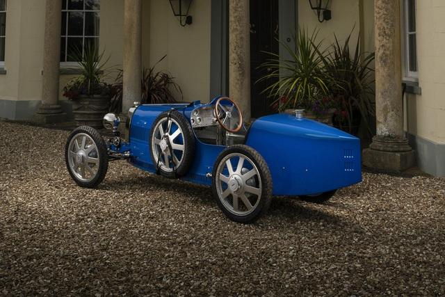Xe đồ chơi của Bugatti vẫn bán cháy hàng dù đắt ngang một chiếc Honda Civic Type R đời mới - Ảnh 1.