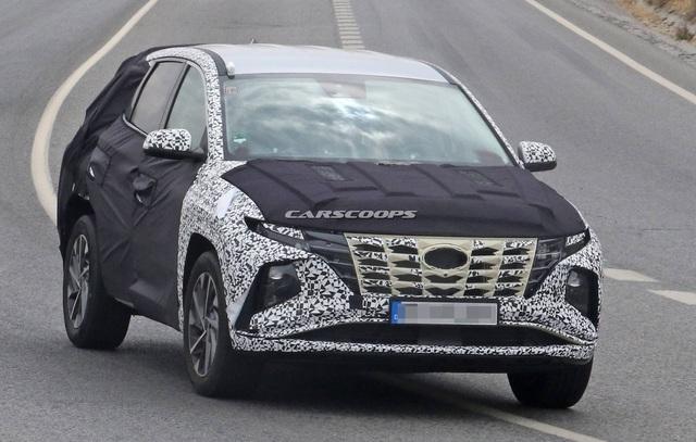 Đây liệu có phải là thiết kế của Hyundai Tucson thế hệ mới nhất? - Ảnh 2.