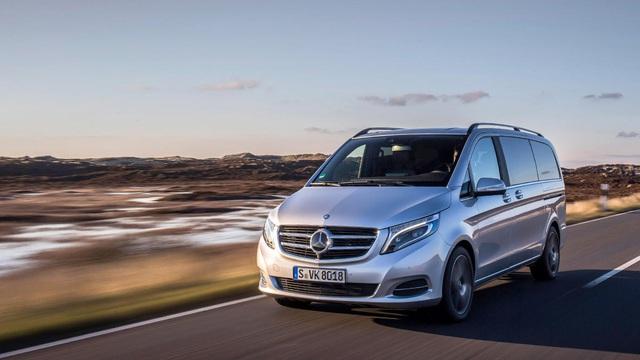 Mercedes-Benz bất ngờ tung ưu đãi lớn nhất trong năm