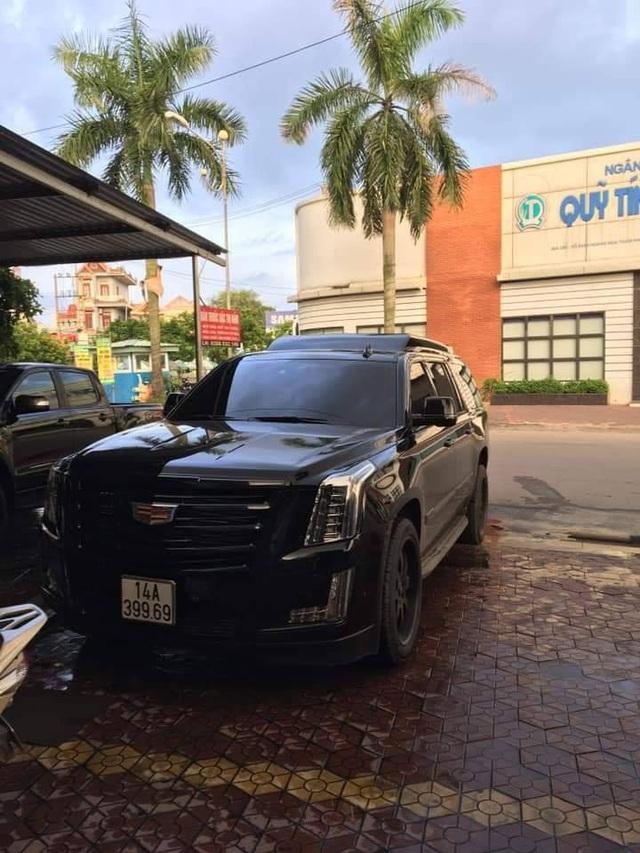 Cadillac Escalade bọc thép hàng độc tại Việt Nam về tay đại gia Quảng Ninh, biển số xe gây chú ý - Ảnh 1.