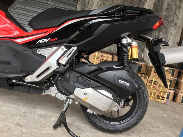 Chi tiết xe tay ga địa hình Honda ADV 150 đầu tiên tại Việt Nam - Ảnh 7.