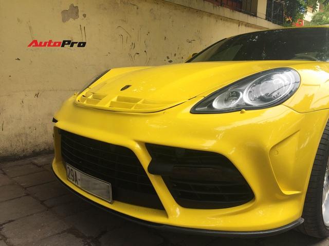 Dân chơi Hà thành độ Porsche Panamera 4S theo phong cách 'chưa tới' - Ảnh 2.