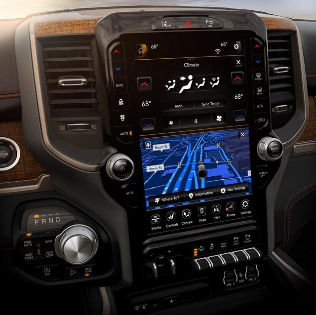 Ford F-150 đời mới sẽ trang bị màn hình đặt dọc, kích cỡ lớn nhất từ trước tới nay - Ảnh 1.