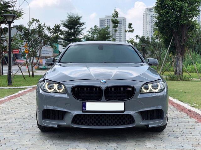 Rao giá gần 1 tỷ đồng cho BMW 523i độ, người bán bị cư dân mạng nhắc nhở vì nêu sai tên vô-lăng - Ảnh 2.
