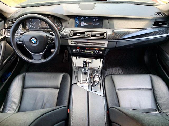 Rao giá gần 1 tỷ đồng cho BMW 523i độ, người bán bị cư dân mạng nhắc nhở vì nêu sai tên vô-lăng - Ảnh 3.