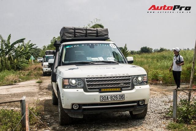 Tài xế Range Rover của Trung Nguyên bật mí về trải nghiệm mới trong Hành trình từ trái tim miền Tây - Ảnh 6.
