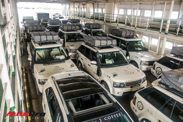 Tài xế Range Rover của Trung Nguyên bật mí về trải nghiệm mới trong Hành trình từ trái tim miền Tây - Ảnh 4.