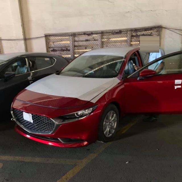 Mazda3 thế hệ mới đi đăng kiểm tại Việt Nam, cận kề ngày ra mắt - Ảnh 1.
