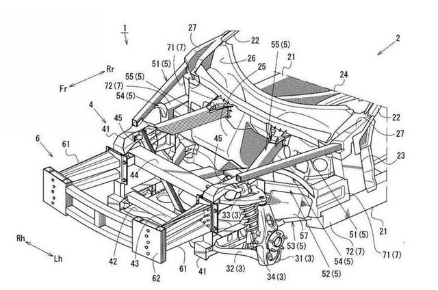 Thông tin này cho thấy Mazda đang phát triển xe thể thao mới - Ảnh 1.