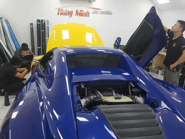 McLaren 650S Spider màu vàng thứ hai xuất hiện tại Việt Nam, sự thật phía sau gây ngạc nhiên - Ảnh 1.