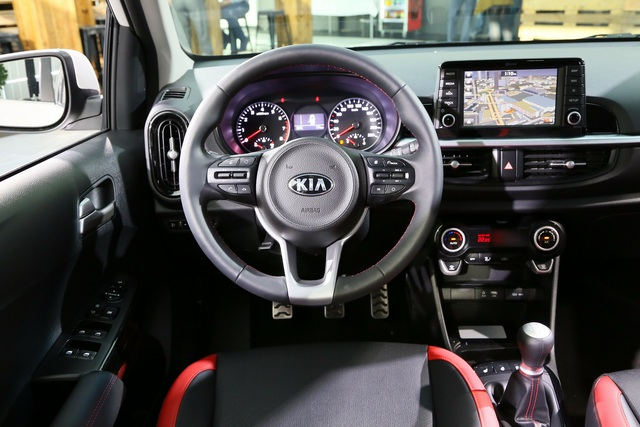 Kia Morning sẽ có phiên bản xe điện - Ảnh 3.
