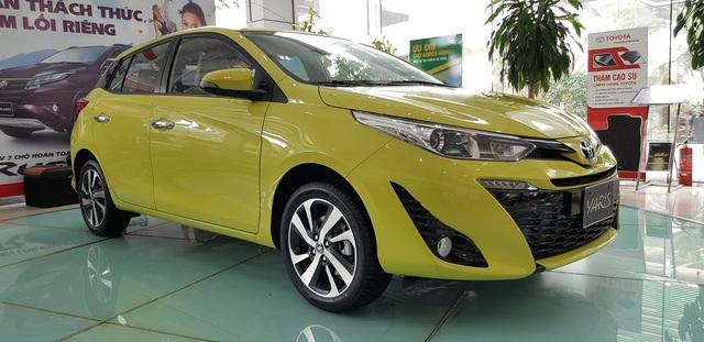 Toyota Yaris giảm giá 25-40 triệu đồng tại đại lý dù bán chạy nhất phân khúc - Ảnh 1.