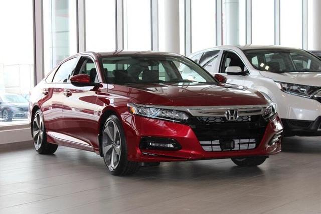 Honda Accord 2019 lộ thông tin hot ngay trước thềm ra mắt Việt Nam - Ảnh 1.