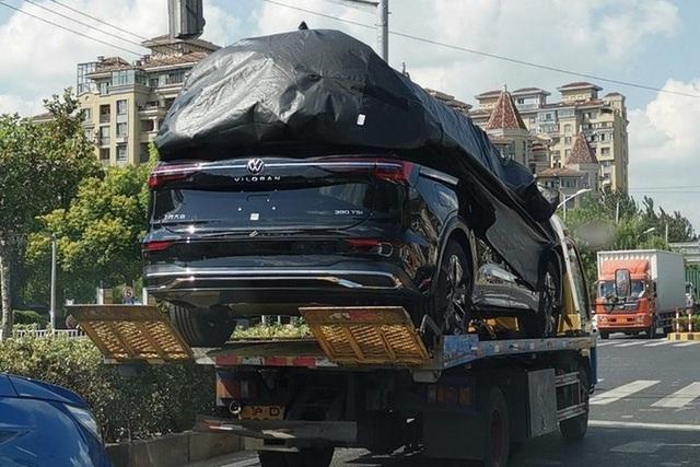 Volkswagen sản xuất MPV đối đầu Mitsubishi Xpander - Ảnh 2.