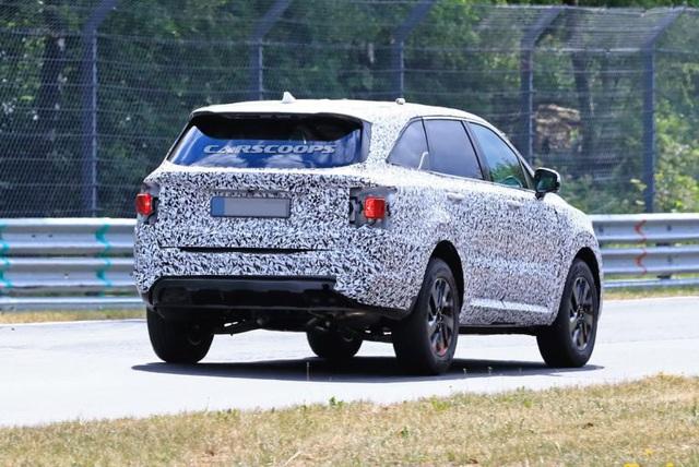 Những điều cần biết về Kia Sorento thế hệ mới ra mắt trong năm sau, cạnh tranh Ford Explorer - Ảnh 3.