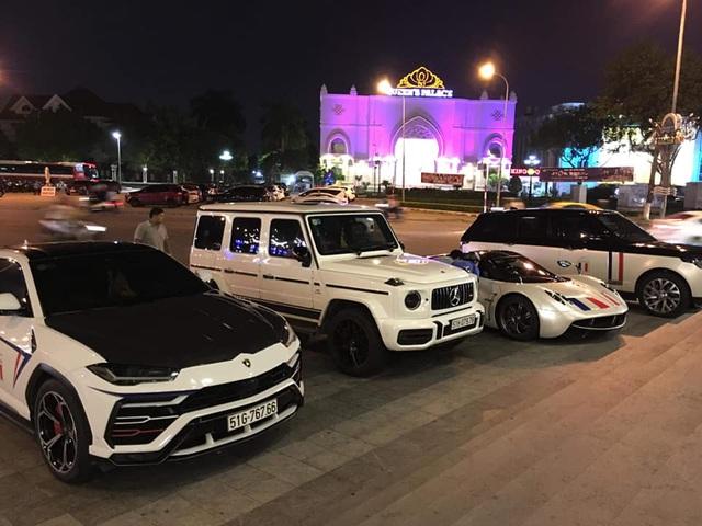 Minh nhựa lần đầu đưa Pagani Huayra cùng dàn xe trăm tỷ tới Đà Nẵng với một điểm đáng chú ý - Ảnh 1.