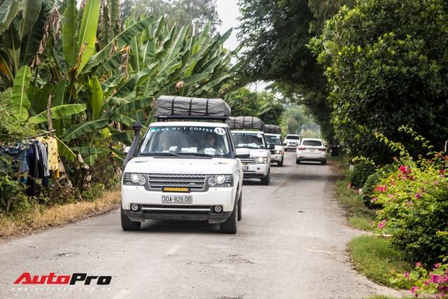 Đây là phương tiện đắc lực hỗ trợ Range Rover trong Hành trình từ trái tim miền Tây - Ảnh 3.