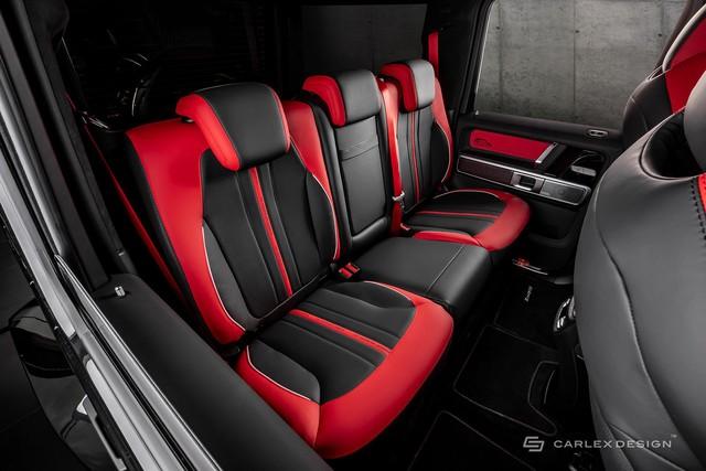 Nếu chán Mercedes-Benz G-Class thì đây là bản độ mà dân chơi cần biết - Ảnh 12.