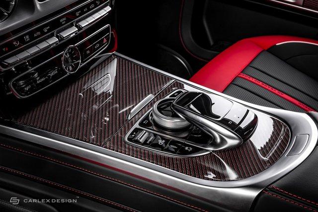 Nếu chán Mercedes-Benz G-Class thì đây là bản độ mà dân chơi cần biết - Ảnh 9.
