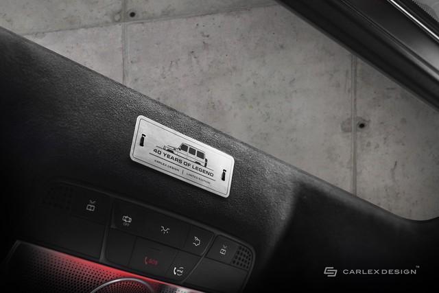 Nếu chán Mercedes-Benz G-Class thì đây là bản độ mà dân chơi cần biết - Ảnh 3.